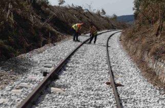 Ξανά στην κυκλοφορία η σιδηροδρομική γραμμή Θεσσαλονίκη – Αλεξανδρούπολη, αλλά τα τρένα σταματούν στην… Δράμα
