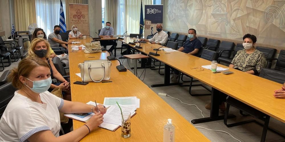 Τσώνης: Σύσκεψη υπό τον Αντιπεριφερειάρχη Τουρισμού ΑΜΘ, για απολογισμό και προγραμματισμό νέας τουριστικής περιόδου