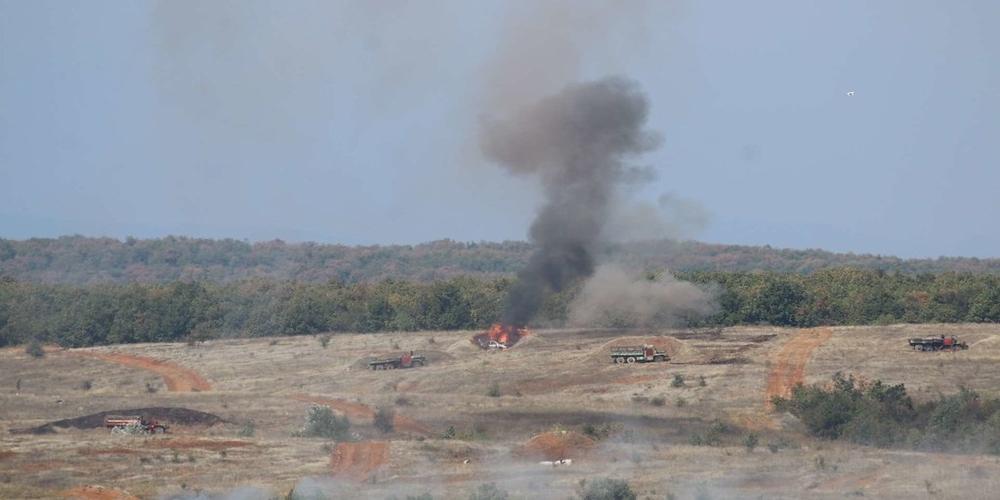 """Διδυμότειχο: Πυρκαγιά ΤΩΡΑ στον """"Ψηλό Στάλο"""" προς το χωριό Ασβεστάδες – Σπεύδει το Πυροσβεστικό ελικόπτερο"""
