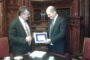 Σολτς: Όταν ο νέος Γερμανός Καγκελάριος συναντούσε τον Άκη Γεροντόπουλο, συζητώντας συνεργασία λιμανιών Αλεξανδρούπολης-Αμβούργου