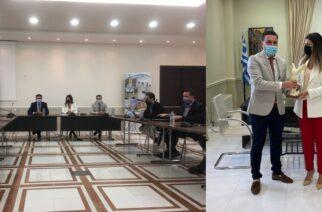 Αλεξανδρούπολη: Η τουριστική ανάπτυξη του Έβρου και τα προβλήματα, συζητήθηκαν στην σύσκεψη με την υφυπουργό Σ.Ζαχαράκη