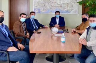 Συνάντηση Αντιπεριφερειάρχη Δ.Πέτροβιτς, με Σύνδεσμο Βιοτεχνών – Βιομηχανιών νομού Έβρου