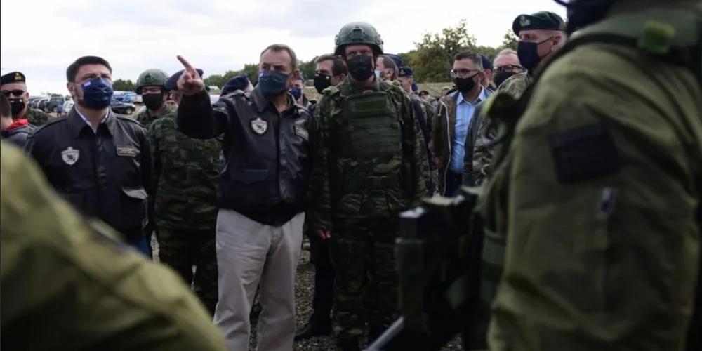 Παναγιωτόπουλος: Αναβάθμιση της Εθνοφυλακής, με το νέο θεσμικό πλαίσιο