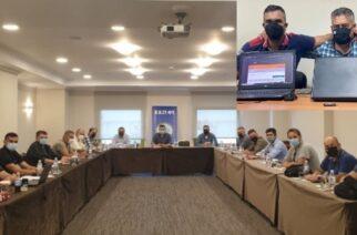 Οι Εβρίτες Γιαλαμάς, Δερβεντλής, στη νέα διοίκηση της Πανελλήνιας Ομοσπονδίας Συνοριακών Φυλάκων