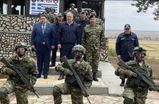 """""""Πείραξε"""" τους Τούρκους η επίσκεψη Θεοδωρικάκου στον Έβρο – """"Απειλή στα σύνορα μας από υπουργό"""", έγραψαν"""