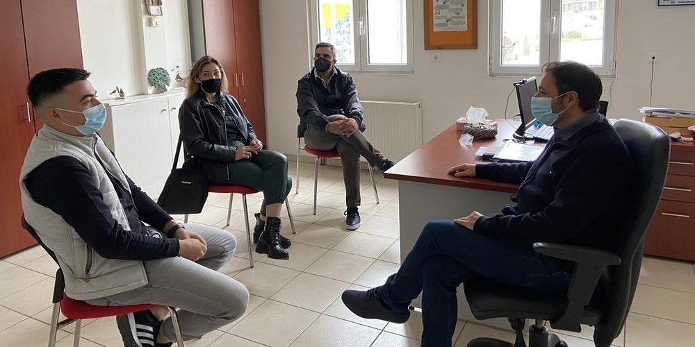 Η Ένωση Συνοριοφυλάκων Έβρου, στο πλευρό του Παιδικού Χωριού SOS Θράκης