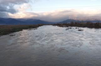 """Για """"πορτοκαλί συναγερμό"""" λόγω ισχυρών βροχοπτώσεων στη νότια Βουλγαρία, ενημερώθηκε η Περιφερειακή Ενότητα Έβρου"""