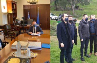 Ποσό 8 εκατ. ευρώ στους δήμους Διδυμοτείχου, Σουφλίου για βελτίωση ύδρευσης με απόφαση Πέτσα