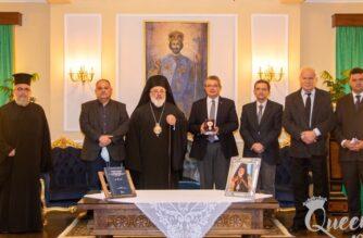 Ορεστιάδα: Παρουσίαση Τιμητικού Τόμου για τον Πριγκηποννήσων Ιάκωβο