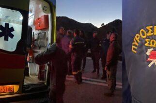 Σαμοθράκη: Η αγωνιώδης αναζήτηση επί 8 ώρες εξαφανισμένης μητέρας με βρέφος, είχε αίσιο τέλος
